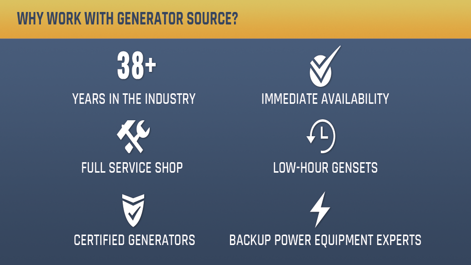 Why Work with Generator Source?