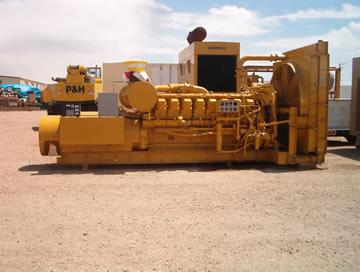 Caterpillar 1250 kW - 3516 - $149,000