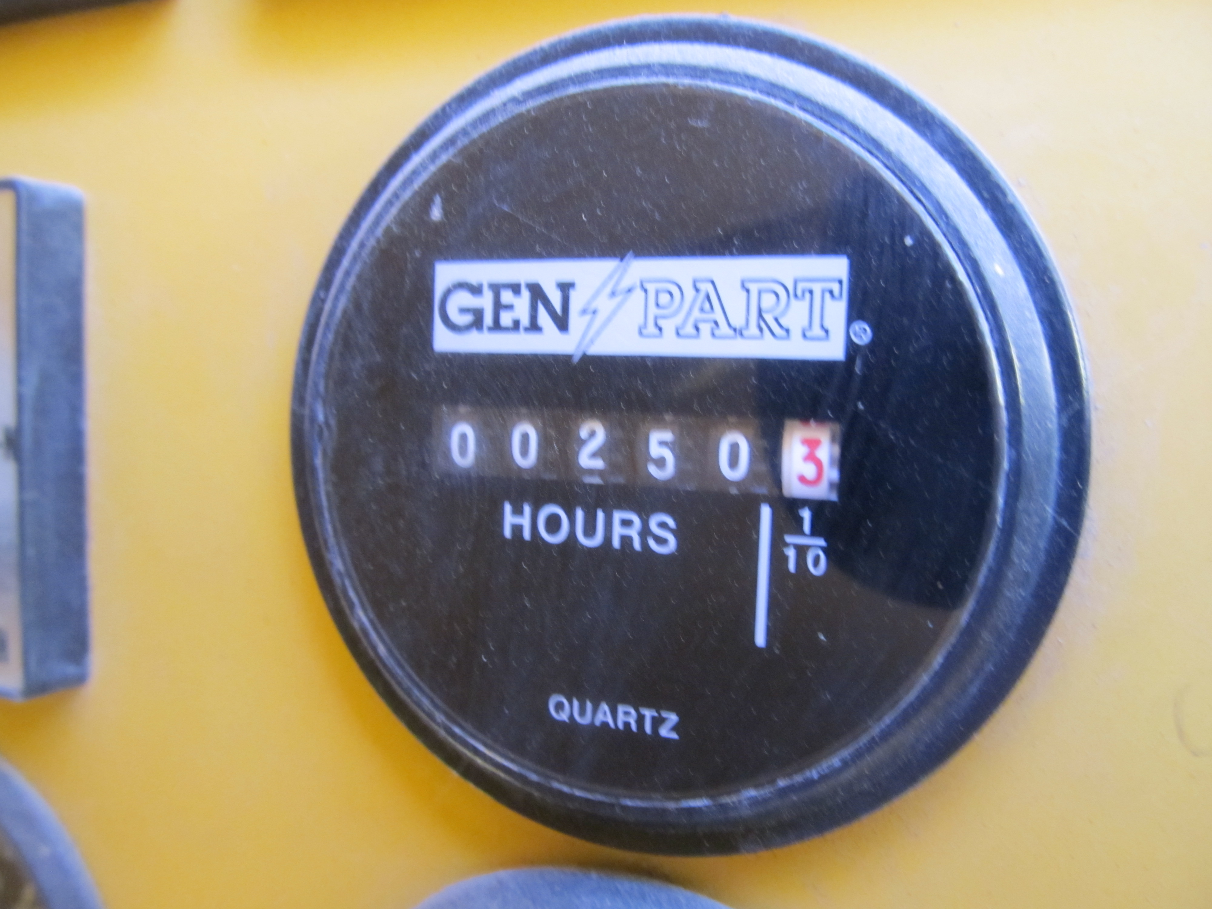 Air-Cooled Generator Gauges