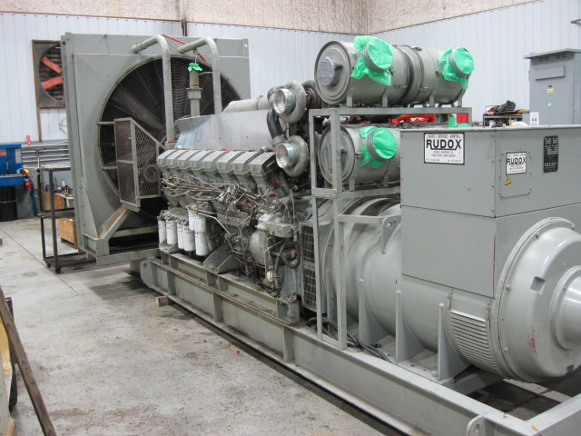 Air-Cooled Diesel Generator
