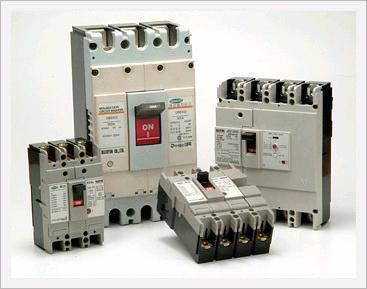 Different Size Circuit Breakers