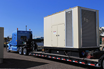 750kW Genset Getting Ready for Shipment