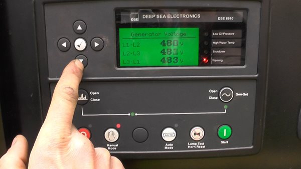 Advancements in Generator Control Panels - Multiple Generator Systems and Paralleling