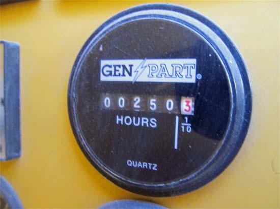 Used Generators, Air-cooled Diesel Engine, Generator