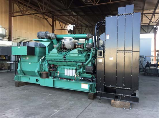 Generator Capable of Engine Speed Adjustment