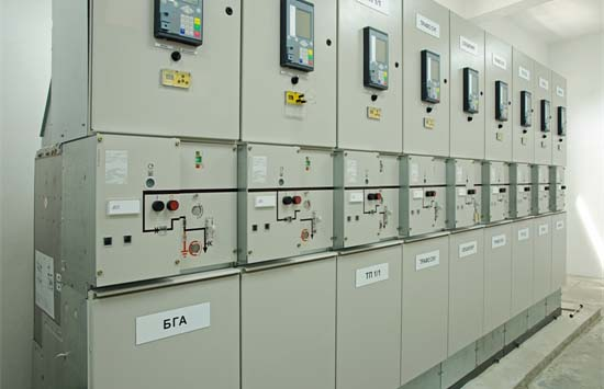 Digital Control and Distribution Panels