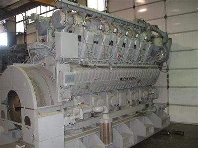 Industrial Diesel Engines: Generator and Engine Types and