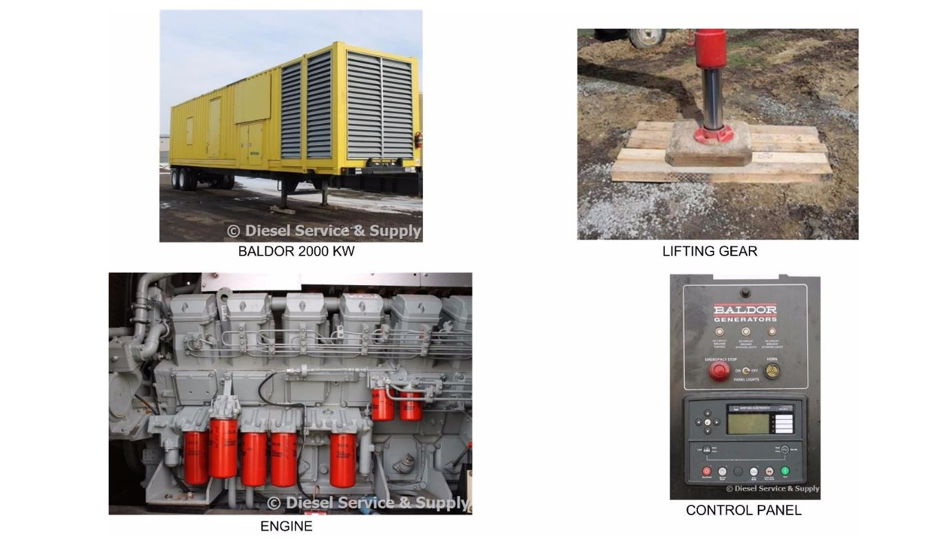 Standby Generator Installation Information Prepartion Examples Generators Are Wired Directly Into Your Current Electrical Figure 5 1 Inspection Connection Options