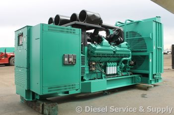 Maintenance cost of diesel generator