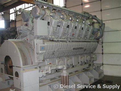 Natural Gas Generators vs Diesel Generators, Gas Power