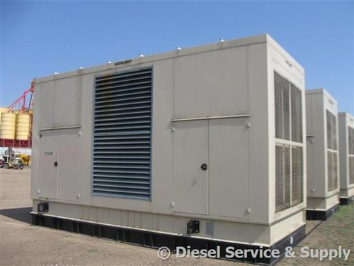 Sound Attenuation Basics, Generator Noise Reduction | Diesel