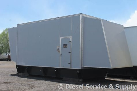 Sound Attenuation Basics, Generator Noise Reduction | Diesel