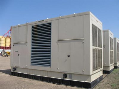 Diesel Generators Keep Commercial and Manufacturing