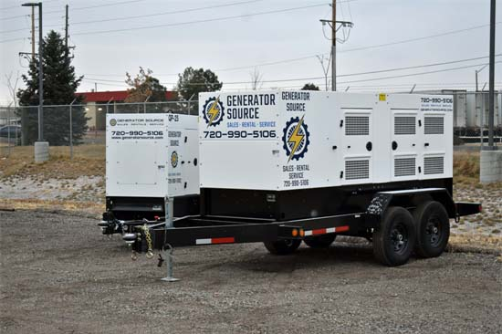 Portable Generators for Rent or Purchase