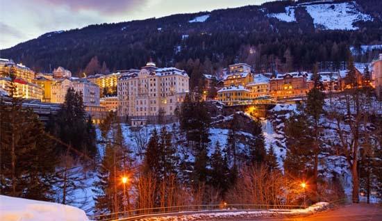 Ski Areas & Resorts Utilize Generator Power | Standby