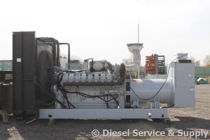 Detroit Diesel Generators offer Reliable Electric Power | Diesel ...