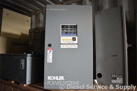 Kohler Generators provide Industrial & Commercial Power