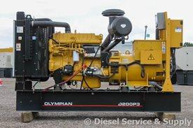 Olympian Generators - Manufacturer Information on
