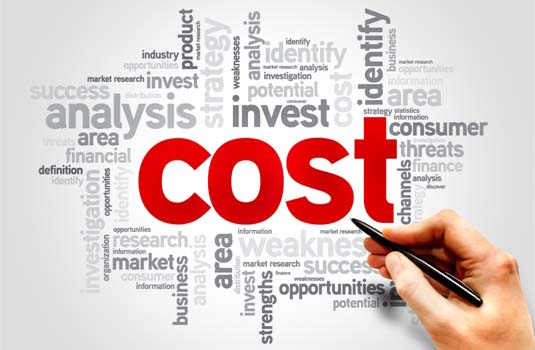 Components to Calculate Future Costs