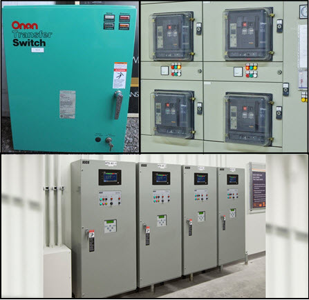 Transfer Switches and Switchgear