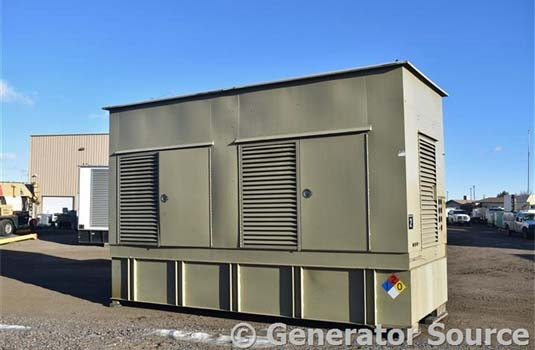 Cummins 1500 kW Outdoor Generator