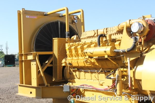 Commercial Gensets and Horsepower
