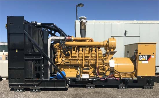 Caterpillar Emergency Generator
