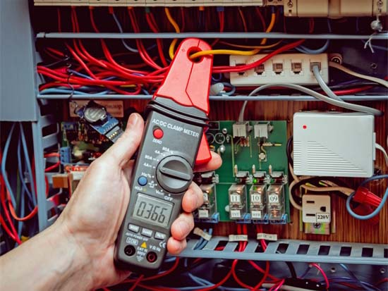 Clamp Meter Circuit Test