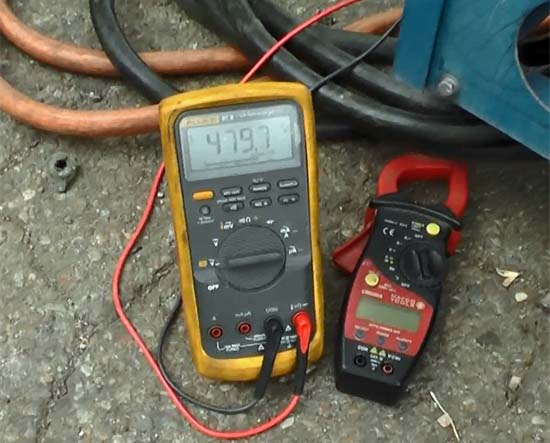 Generator Diagnostic Tools | Hand-Held Meters | Multimeter
