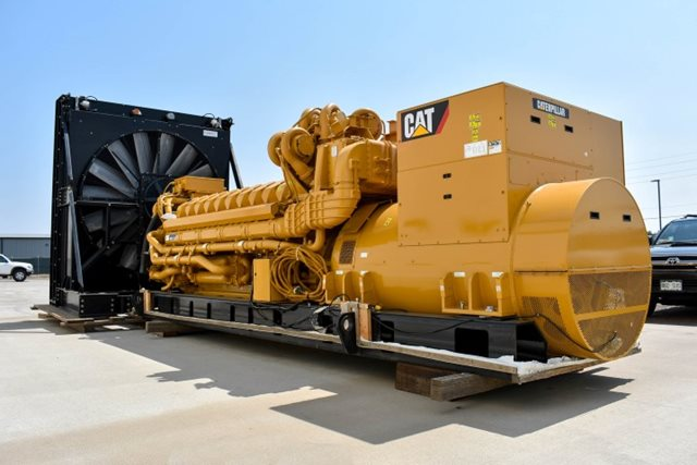 Cat C175-20 Generator for Sale | 4000 kW | World's Largest
