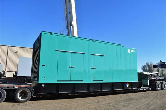 Cummins 1500 kW Generator Ready to Ship