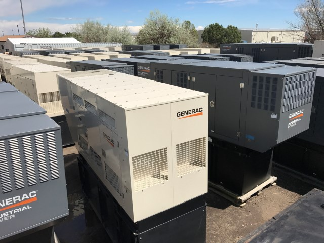 generac generators. The Diesel Service \u0026 Supply Team Is Excited To Announce Our Recent  Acquisition Of 140 Low-hour And New Surplus Generators. All These Baldor Generac Generac Generators