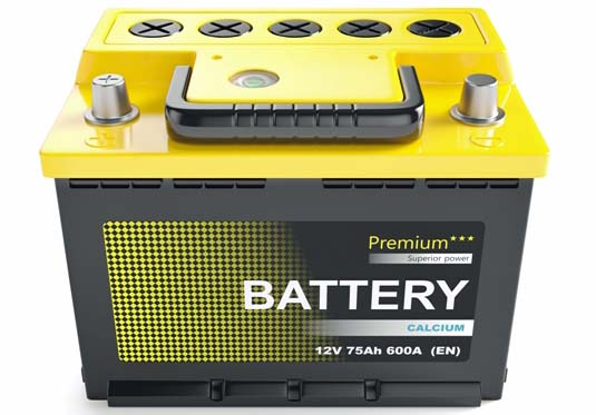 Conventional Lead-Acid Battery