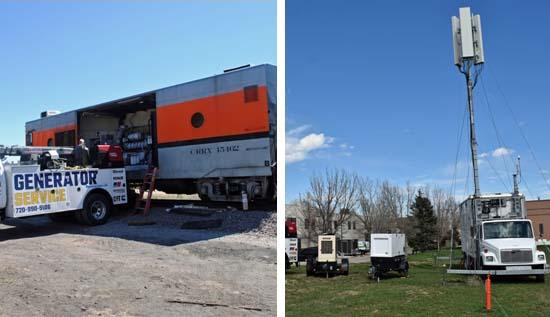 Generator Services in Colorado   Maintenance, Repair, Load