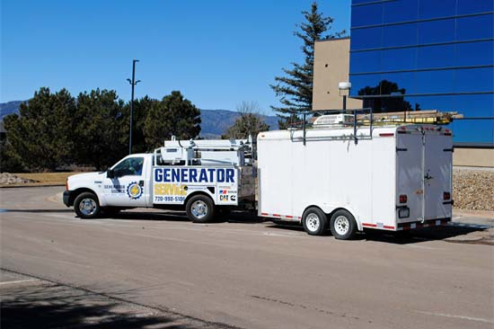 Vehicle and Trailer for Deinstallation