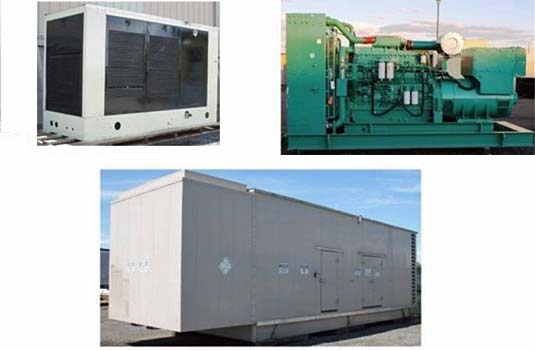 Generators for Shipping