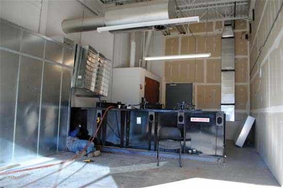 Removing Emergency Generator Equipment