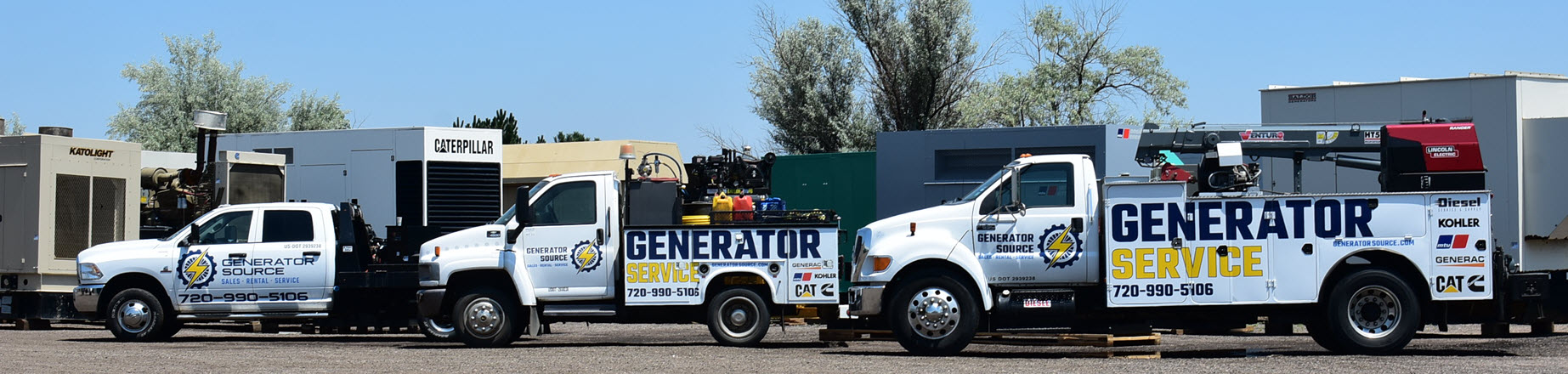 Industrial Diesel Generators: New & Used Generator Sets - We