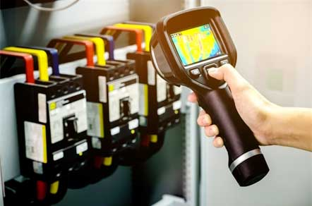 Controls Thermograph