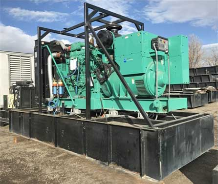 Rock Crusher Customized Generator