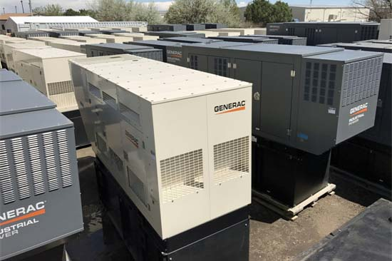 Some Generators Ready for Sales & Transportation