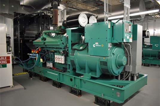 Maintained Generator Ensures Dependable Power Supply