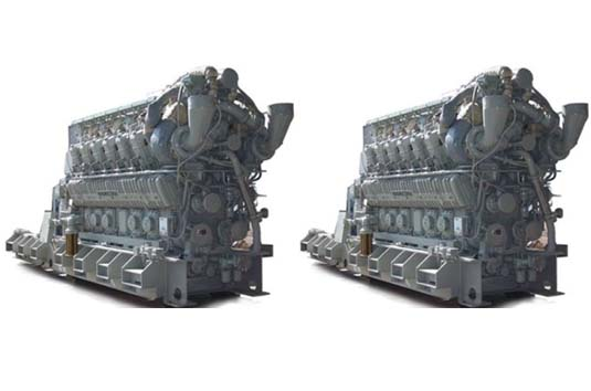 Waukesha Generators Paralleled for 4.2 MW Capacity