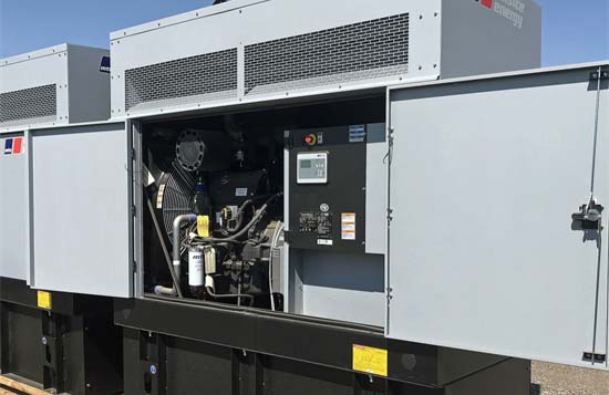 Emergency Generators Used During Power Loss