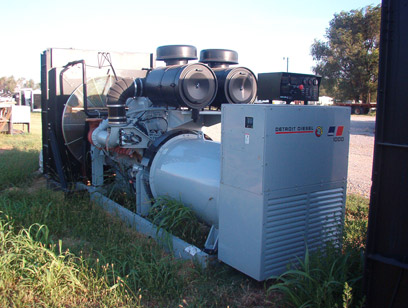 Factors Affecting Power Generator Output Rating | Diesel Service