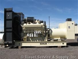 Kohler 1020kW - $115,000