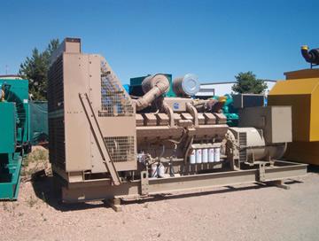 Cummins 1000 kW - $115,000