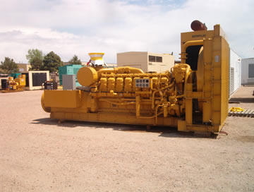 Caterpillar 1250 kW - 3516 - $149,000
