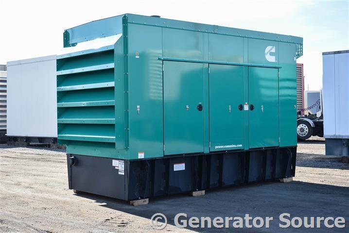 Used Generators - Diesel Generator Sets for Sale - Standby