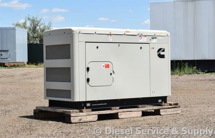 Natural Gas Generators - Surplus & Used Natural Gas Generator Sets